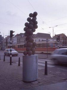 2004, Stroom HCBK, beeld voor sokkelproject Peter Struycken in Den Haag